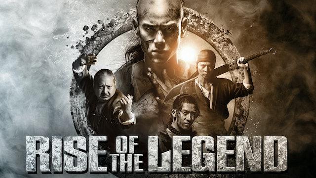 Rise of the Legend (English Dub)