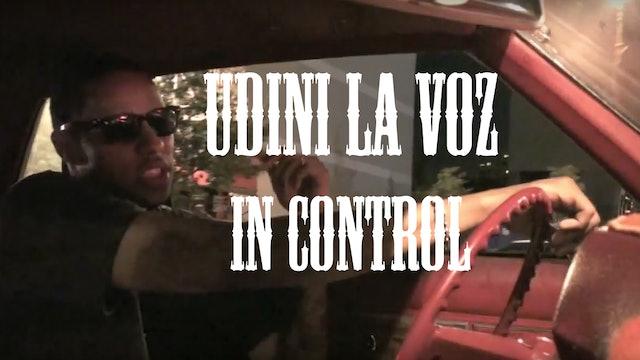 Udini La Voz - In Control