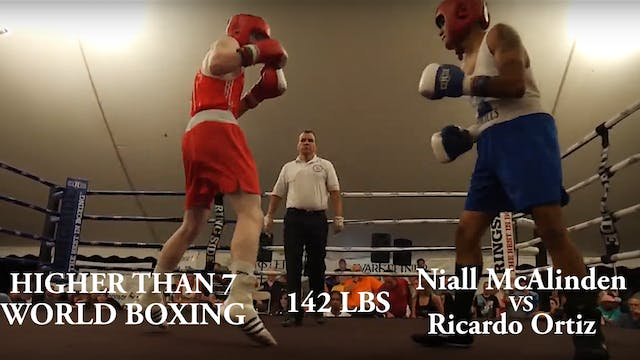 Higher Than 7 World Boxing - Niall Mc...