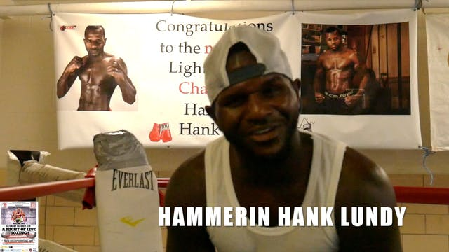 Higher Than 7 Boxing - Hammerin Hank ...