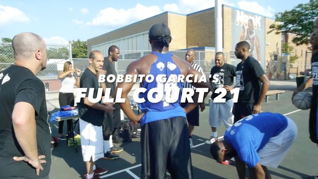 Bobbito Garcia's Full Court 21 2016