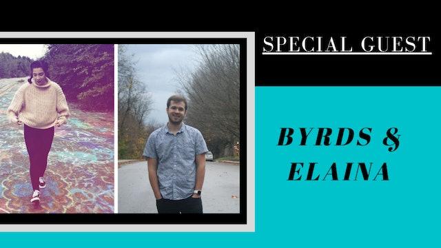 HT7 Interviews w/ Maria - Byrds and Elaina