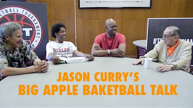 Jason Curry's Big Apple Basketball Talks