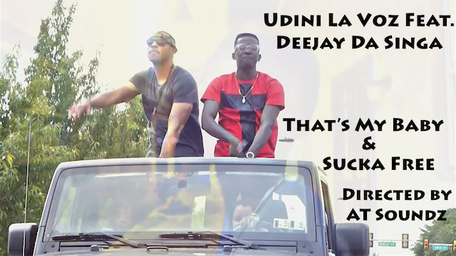 That's My Baby - Udini La Voz ft. Deejay Da Singa