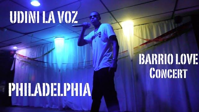 Udini La Voz Live