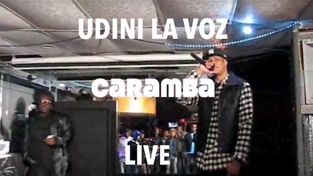 UDINI la voz - Caramba (SHOWTIME VOL 2)
