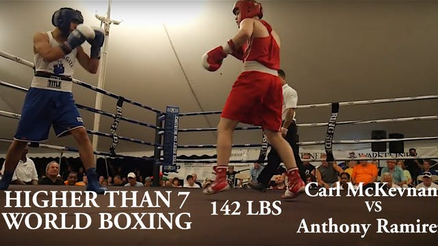 Higher Than 7 World Boxing - Carl McK...