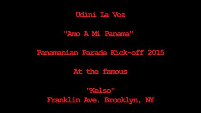Panama Parade Kick-off 2015 at Kelso ...