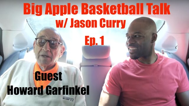 Jason Curry Interview w: Howard Garfi...