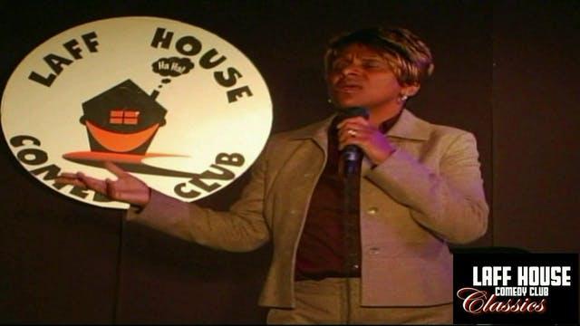Belynda Cleare - Laff House Comedy Cl...