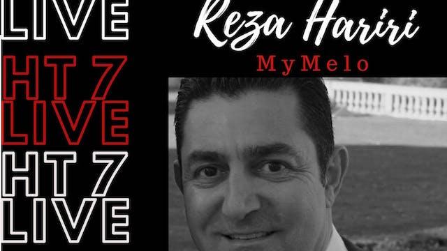 HT7 Live Interview - Reza Hariri