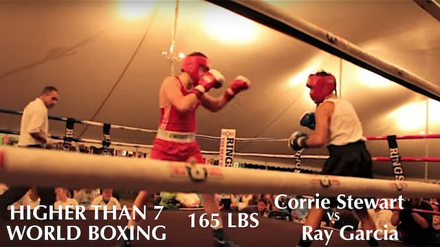 Higher Than 7 World Boxing Corrie Ste...