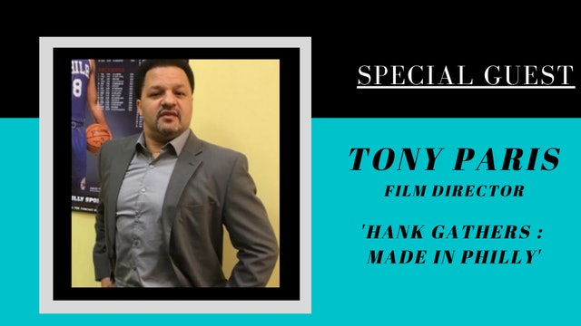 HT7 Interviews w/ Maria  - Tony Paris