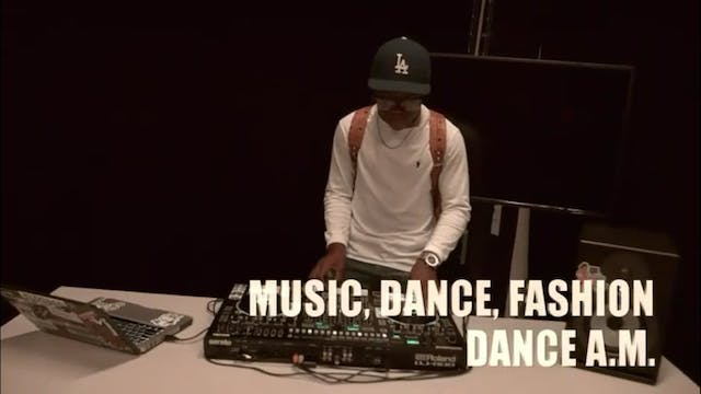 DANCE A.M. - DJ D-ILL Introduction