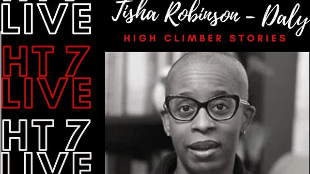 HT7 Live Interview - Tisha Robinson-Daly