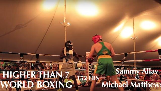 Higher Than 7 World Boxing - Michael ...