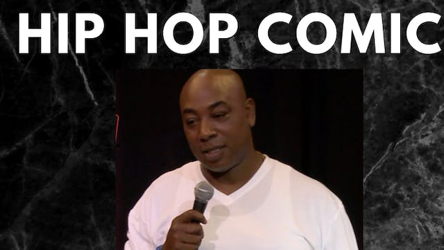 Hip Hop Comic - Fresh Faces Of Comedy...