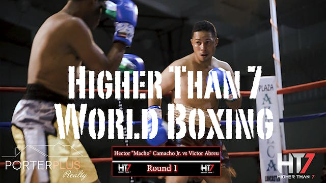 HIGHER THAN 7 BOXING