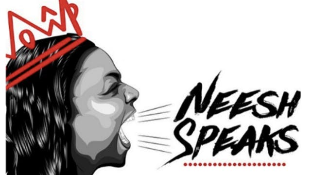 Neesh Speaks- Dhayany Walker