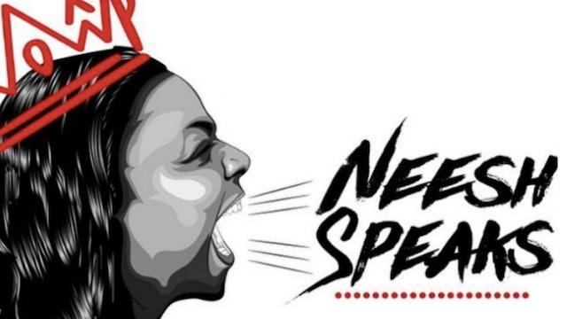 Neesh Speaks - Entrepreneurship