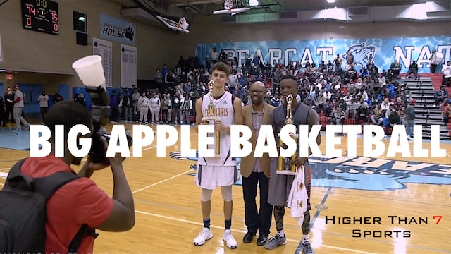 BIG APPLE BASKETBALL