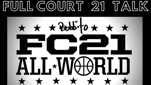 FULL COURT 21 TALK - FC21