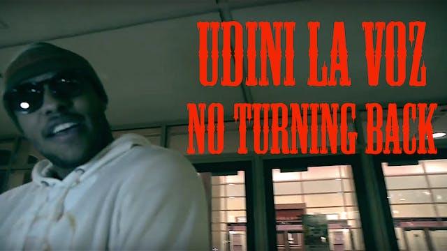 Udini La Voz - No Turning Back