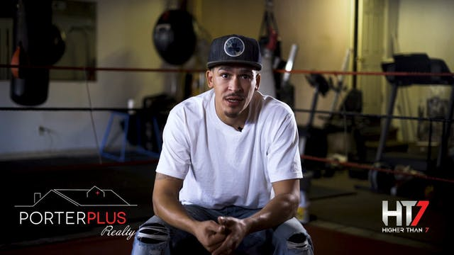 Higher Than 7 World Boxing - Tito Gar...