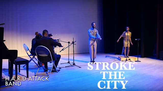 Stroke The City - 2017