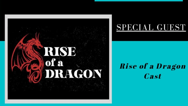 HT7 Interview w/ Maria - Rise of a Dragon Cast