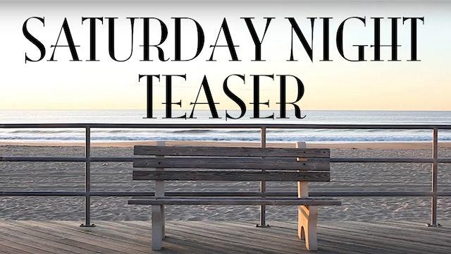 "Dappolis - ""Saturday Night"" Teaser"