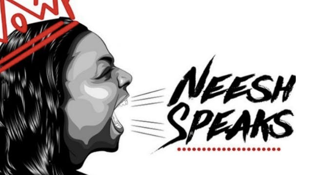 Neesh Speaks  -  Sessi Marie
