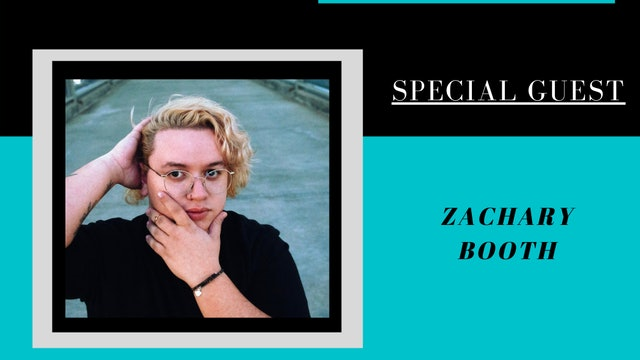 HT7 Interviews w/ Maria  - Zachary Booth