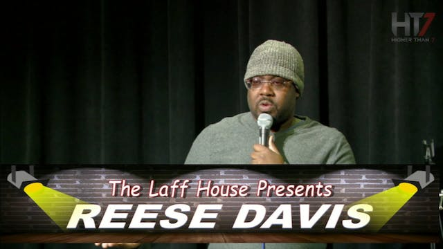 Reese Davis - Laff House Comedy Club ...