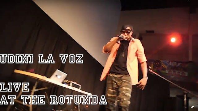 """Udini La Voz Performing """"No Turning B..."""