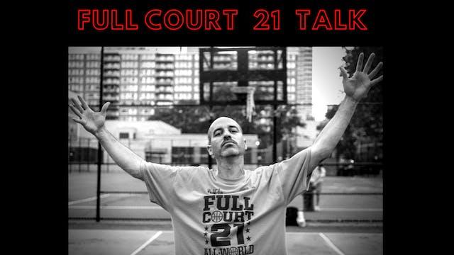 FC21 Talk - Bobbito Garcia
