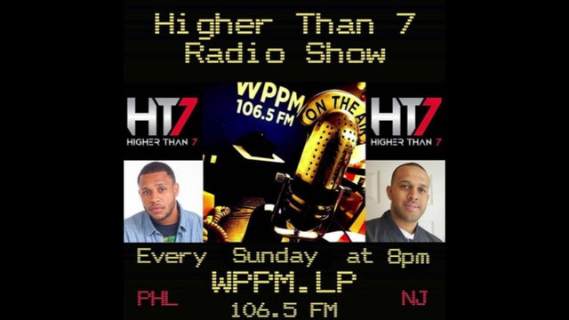 Higher Than 7 Radio Show - Verbosity Interview