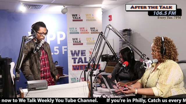 """We Talk Weekly """"After The Talk"""" - Ep. 1"""
