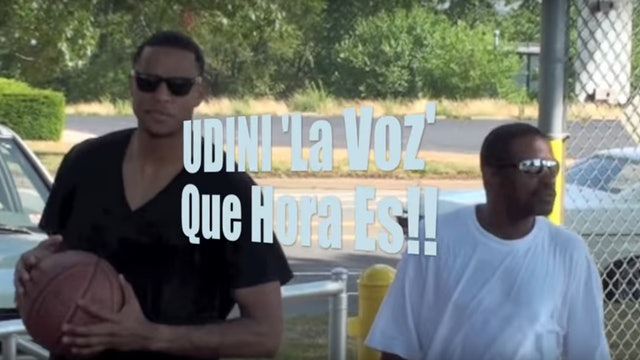 Udini La Voz - Que Hora Es!!