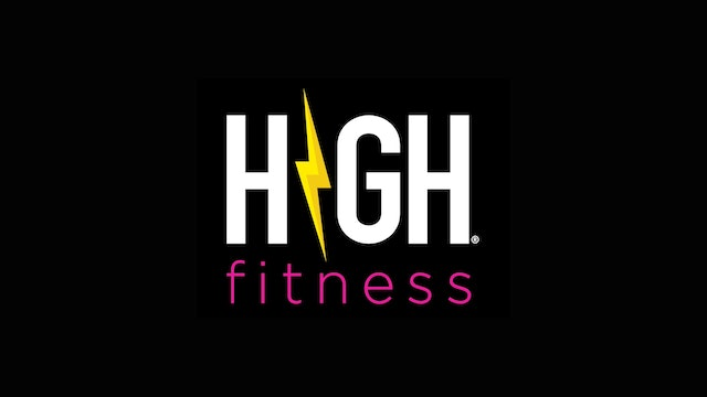 HIGH Fitness LIVE Schedule
