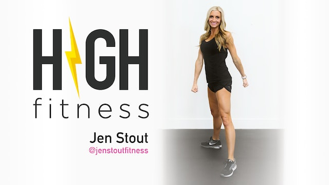 Wed 10/20 7:00 PM MT | 60 min | HIGH Fitness