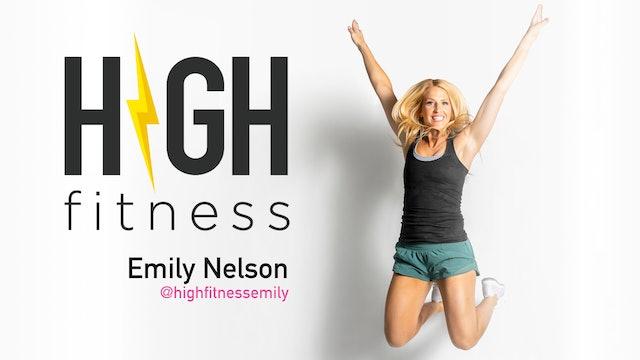 Mon 2/1 9:15 AM MST | 60 min | HIGH Fitness