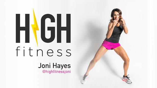 Thurs 2/4 11:00 AM MST | 60 min | HIGH Fitness