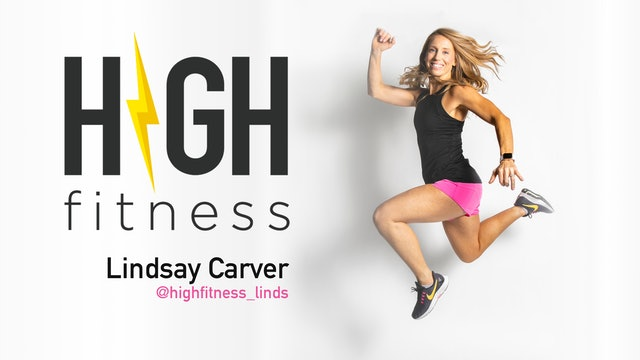 Tue 2/2 12:00 PM MST | 50 min | HIGH Fitness