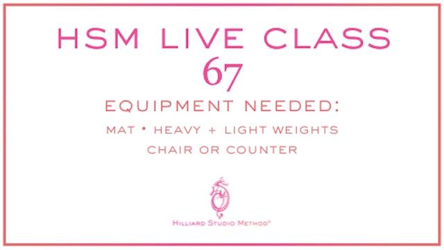 HSM Live Class 67