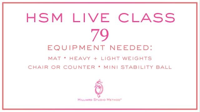 HSM Live Class 79