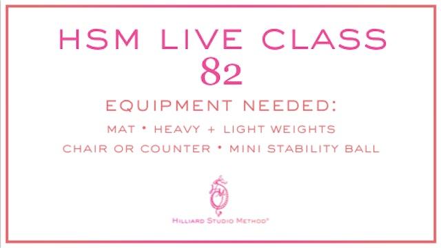 HSM Live Class 82
