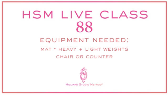 HSM Live Class 88