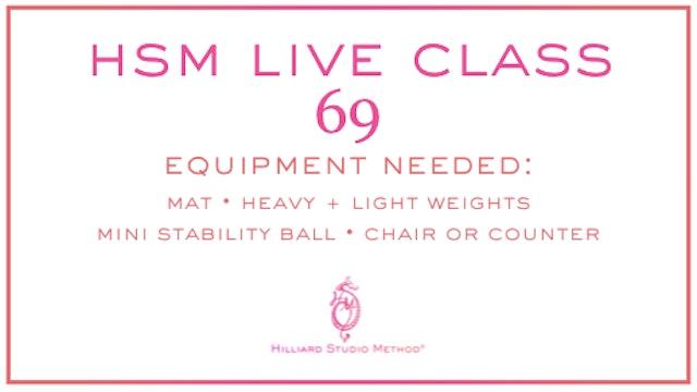 HSM Live Class 69