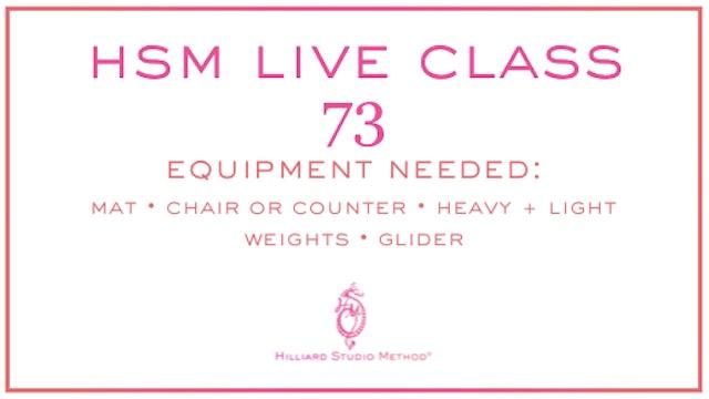 HSM Live Class 73